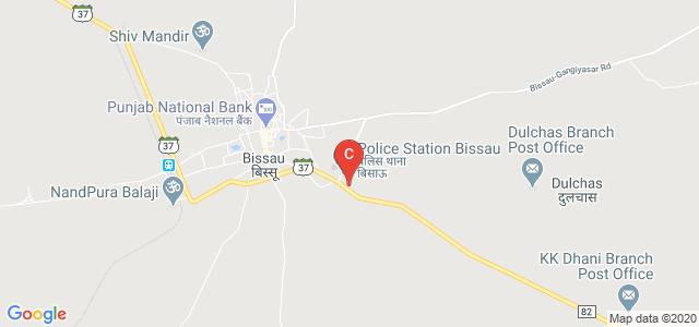 Rajasthan Polytechnic College Bissau, Jhunjhunu Rd, Ganpati Colony, Bissau, Rajasthan, India