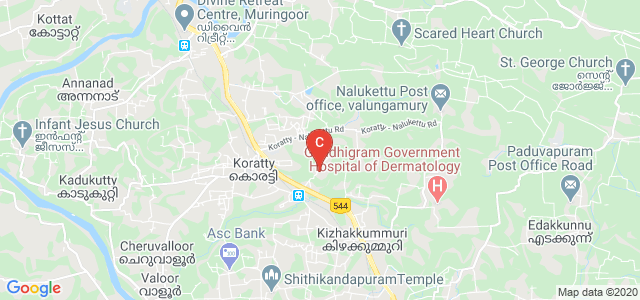 Government polytechnic College, Koratty, Kerala, India