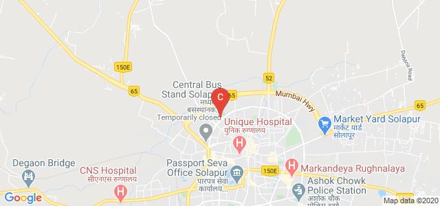 Solapur Education Society's Polytechnic, Solapur Bypass Road, Samrat chowk, Budhavar Peth, Solapur, Maharashtra, India