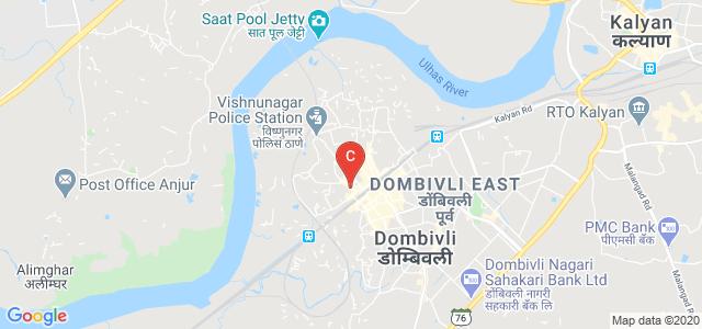 S. H Jondhale Polytechnic, Old Dombivli Road, Lodha Heaven, Shastri Nagar, Dombivli West, Dombivli, Maharashtra, India