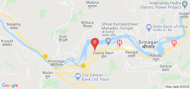 Government Polytechnic, Srinagar, Uttarakhand, India