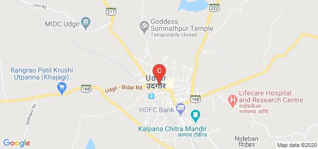 Udgir, Latur, Maharashtra 413517, India