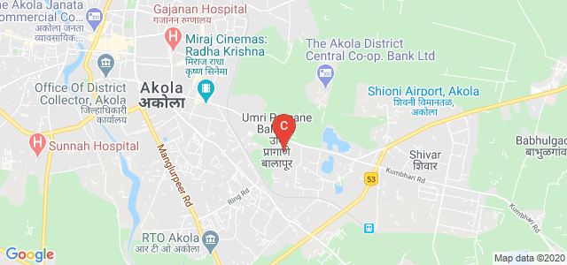 Post Graduate Institute Of Veterinary And Animal Sciences, Midc Phase 2, MIDC, Akola, Maharashtra, India