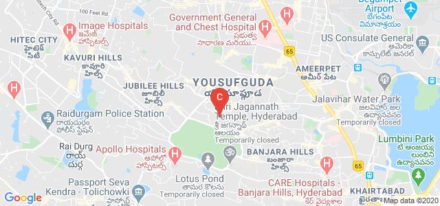 Annapurna International School of Film + Media, Road Number 2, Park View Enclave, Banjara Hills, Hyderabad, Telangana, India