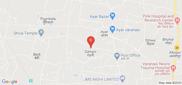 Saraswati Higher Education and Technical College of Pharmacy, PO, Ayer, Varanasi, Uttar Pradesh, India
