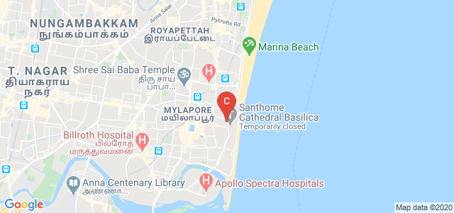 ICAT Design & Media College, 153, Santhome High Road, Kangayarpuram, Basha Garden, Mylapore, Chennai, Tamil Nadu, India