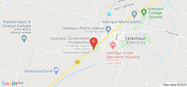 Islampur Government Polytechnic, Barhat, Islampur, West Bengal, India