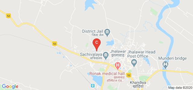 Government Polytechnic College, Jhalawar, Industrial Area, Jhalawar, Rajasthan, India