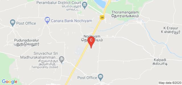 Polytechnic College, Perambalur, Tamil Nadu, India