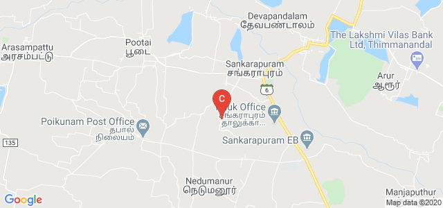 Government Polytechnic College Sankarapuram, Kattuvannanjur Village, Villupuram, Tamil Nadu, India
