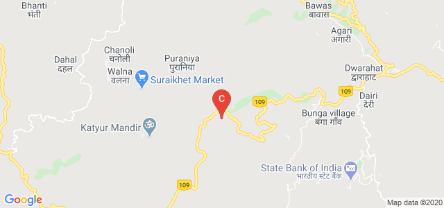 Government Polytechnic Dwarahat, Almora, Uttarakhand, India