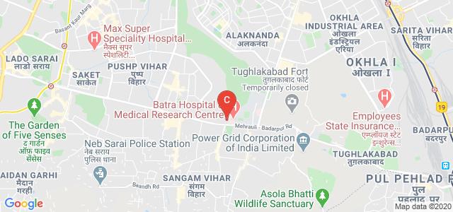 Apeejay Institute of Design, Tughlakabad Institutional Area, Vayusenabad, New Delhi, Delhi, India