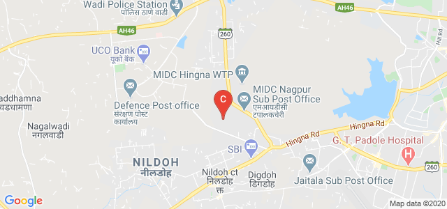 G. H. Raisoni Institute of Information Technology, Hingna Rd, Nagpur, Maharashtra, India