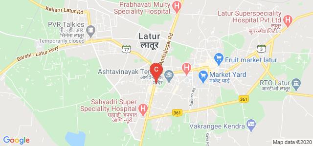 Puranmal Lahoti Government Polytechnic, Major State Highway 3, Narayan Nagar, Latur, Maharashtra, India