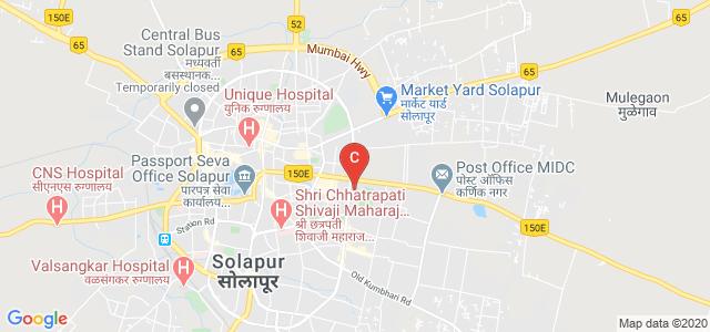 GOVERNMENT POLYTECHNIC, SOLAPUR, Sakhar Peth, Solapur, Maharashtra, India