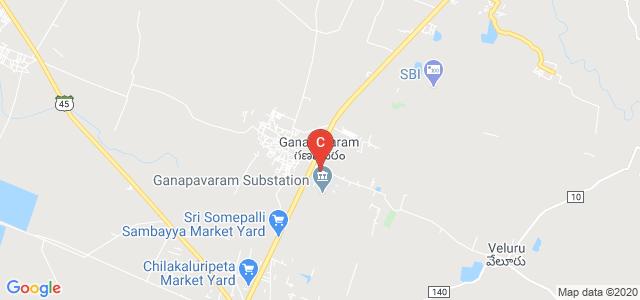 Sri Chundi Ranganayakulu Polytechnic College, National Highway 16, Ganapavaram, Guntur, Andhra Pradesh, India