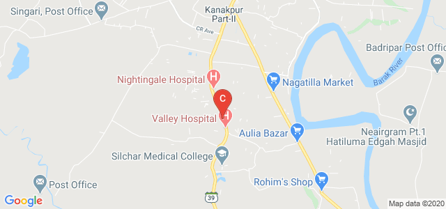 Silchar Polytechnic, Meherpur, Birbal Bazar, Silchar, Assam, India