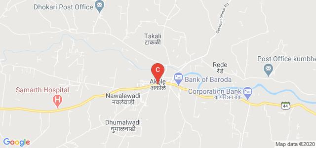 Akole, Ahmednagar, Maharashtra 422601, India