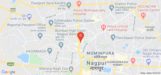 Anjuman Polytechnic College, Mangalwari Bazar Road, Sadar, Nagpur, Maharashtra, India