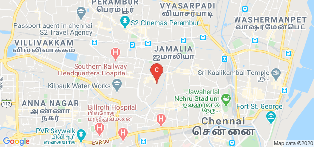 Government Polytechnic College, TNHB Colony, Purasawalkam, Chennai, Tamil Nadu, India