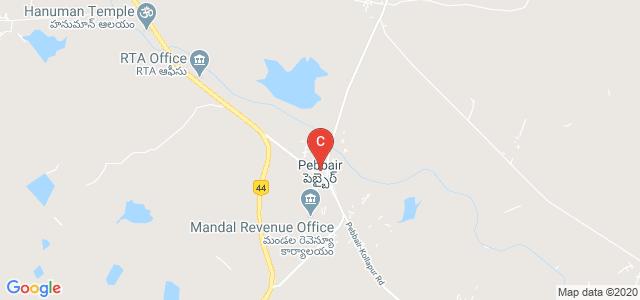 Pebbair, Mahabubnagar, Telangana, India