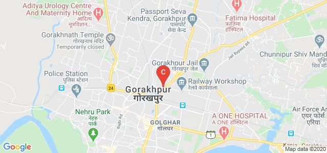 Government Polytechnic Gorakhpur, Bauliya Railway Colony, Gorakhpur, Uttar Pradesh, India