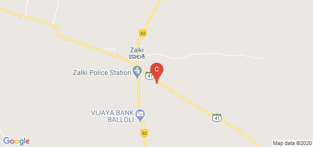 Govt polytechnic Zalaki, Zalki, Karnataka, India