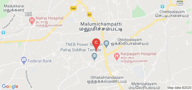 Hindusthan Polytechnic College, Pollachi Main Rd, Othakalmandapam, Coimbatore, Tamil Nadu, India