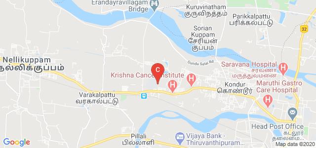 Krishnasamy Memorial Polytechnic College, Cuddalore, Tamil Nadu, India
