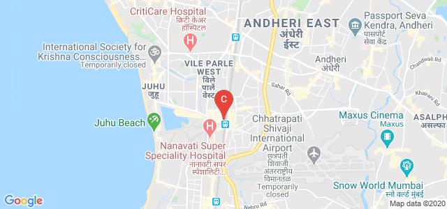 SVKM'S Narsee Monjee Institute of Management Studies, Navpada, Kamala Nagar, Vile Parle West, Mumbai, Maharashtra, India