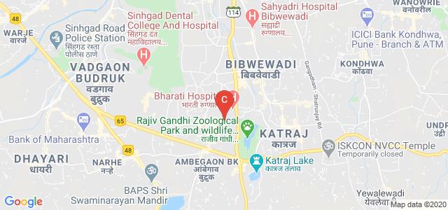 Bharati Vidyapeeth Dental College and Hospital, Bharati Vidyapeeth Campus, Dhankawadi, Pune, Maharashtra, India