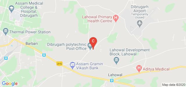 Dibrugarh Polytechnic, Maijan Grant Gaon, Dibrugarh, Assam, India