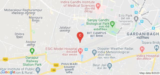 Government Women's Polytechnic, Phulwari Road, Phulwari Sharif, Patna, Bihar, India