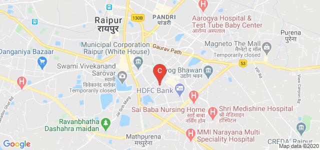 Girls Polytechnic, Pension Bada Road, Byron Bazar, Janta Colony, Raipur, Chhattisgarh, India