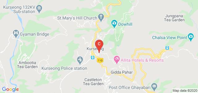 Kurseong College, Kurseong, Darjeeling, West Bengal, India