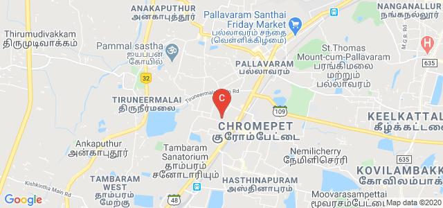 Sree Balaji Medical College And Hospital, Works Road, Shankar Nagar, Chromepet, Chennai, Tamil Nadu, India