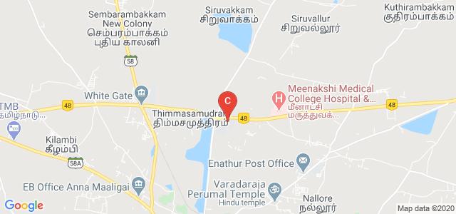 Bhaktavatsalam Polytechnic College, Kanchipuram, Tamil Nadu 631552, India