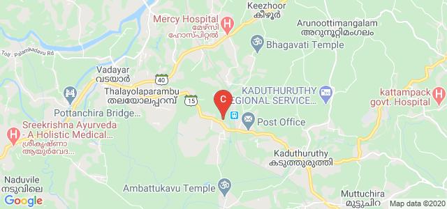 Government Polytechnic College Kaduthuruthy, Appanchira, Kaduthuruthy, Kerala, India