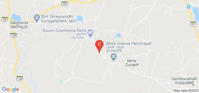 Government Polytechnic, Mirle, Karnataka, India