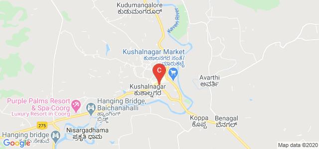 Government Polytechnic Kushalanagar, Kushalnagar, Karnataka, India