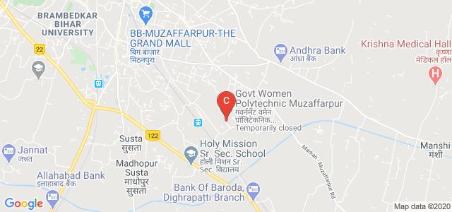 Govt Women Polytechnic Muzaffarpur, Bela Rd, Narayanpur Anant, Muzaffarpur, Bihar, India