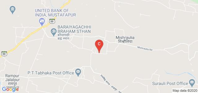 Kameshwar Narayan Singh Government Polytechnic, Samastipur, KIshunpur Tabhka, Bihar, India
