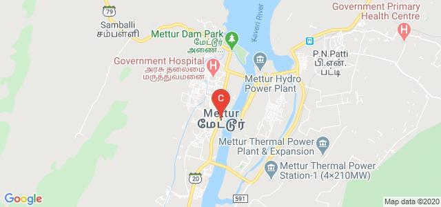 Mettur, Salem, Tamil Nadu, India