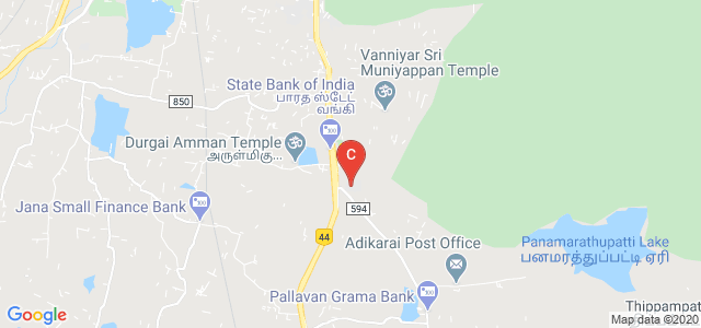 The Salem Polytechnic College, Gajjalnaickenpatti - Seshanchavadi Road, Gajjalnaickenpatti, Salem, Tamil Nadu, India