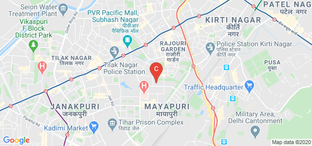 Guru Tegh Bahadur Polytechnic Institute, G-8 Area, Press Colony, Rajouri Garden, New Delhi, Delhi, India