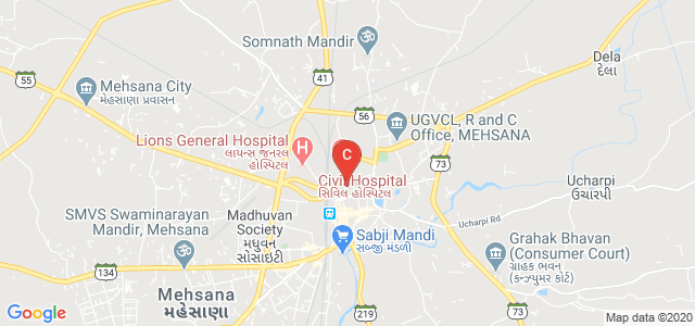 Shri Sarvajanik BCA And PGDCA College, Mehsana, Pilaji Ganj, Mehsana, Gujarat, India