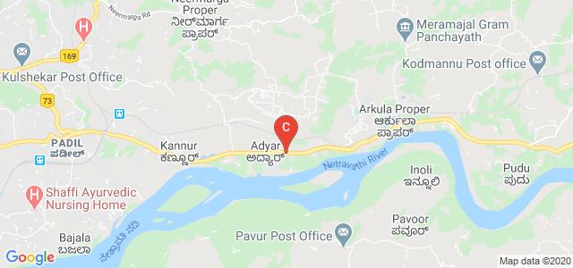 Sahyadri Bus Stop, Mangalore-Bangalore Highway, Adyar, Karnataka, India