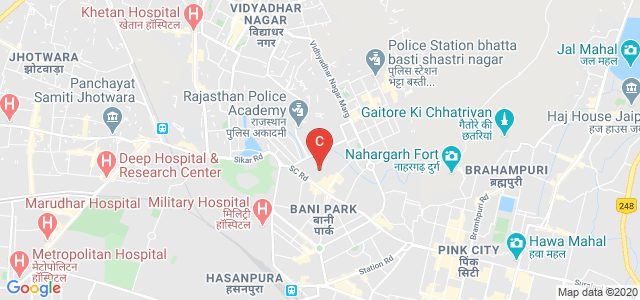 Government Dental College And Hospital, Shastri Nagar, Jaipur, Rajasthan, India