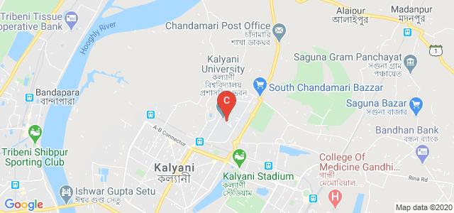 University Of Kalyani, Kalyani, West Bengal, India