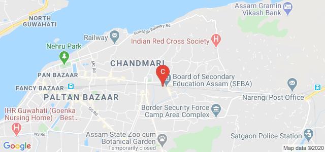 PCPS Girls Polytechnic College, Railway Colony Road, Railway Colony, Bamunimaidam, Guwahati, Assam, India